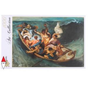 GRAFIKA, , , PUZZLE ARTE GRAFIKA PITTURA 1800 DELACROIX EUGENE GRAFIKA-00778