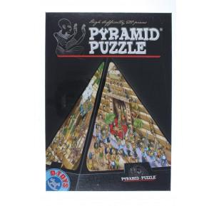 DTOYS, , , PUZZLE 3D DTOYS FUMETTI PYRAMIDE 3D EGITTO CARTOON 504 PZ