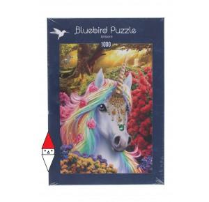 BLUEBIRD, , , PUZZLE GRAFICA BLUEBIRD FANTASY UNICORN 1000 PZ