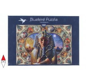 BLUEBIRD, , , PUZZLE TEMATICO BLUEBIRD ANTICO EGITTO TUTANKHAMUN 1000 PZ