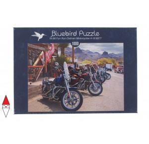 BLUEBIRD, , , PUZZLE MEZZI DI TRASPORTO BLUEBIRD MOTO 1000 PZ