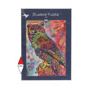 BLUEBIRD, , , PUZZLE ANIMALI BLUEBIRD GUFI OWL 1000 PZ