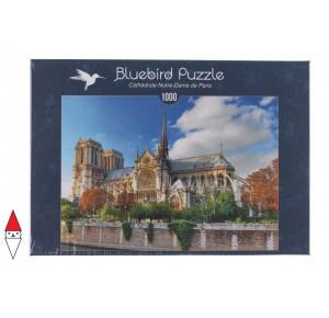 BLUEBIRD, , , PUZZLE EDIFICI BLUEBIRD CHIESE E CATTEDRALI 1000 PZ