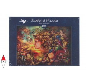 BLUEBIRD, , , PUZZLE TEMATICO BLUEBIRD AUTUNNO SPIRIT OF AUTUMN 1000 PZ