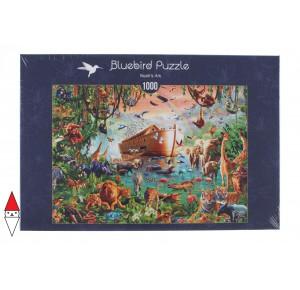 BLUEBIRD, , , PUZZLE ANIMALI BLUEBIRD ANIMALI VARI NOAH S ARK 1000 PZ