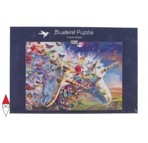 BLUEBIRD, , , PUZZLE GRAFICA BLUEBIRD FANTASY UNICORN DREAM 1000 PZ