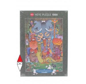 HEYE, , , PUZZLE GRAFICA HEYE FUMETTI MORDILLO PHOTO 1000 PZ