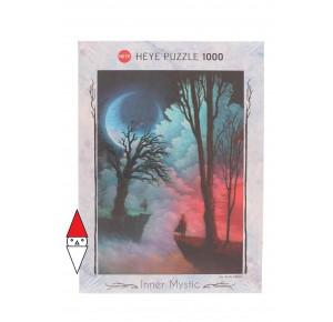 HEYE, , , PUZZLE GRAFICA HEYE FANTASY INNER MYSTIC WORLDS APART 1000 PZ