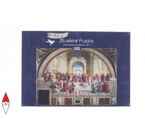 BLUEBIRD, , , PUZZLE ARTE BLUEBIRD RINASCIMENTO RAPHAEL THE SCHOOL OF ATHENS 1511 1000 PZ