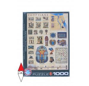 EUROGRAPHICS, , , PUZZLE TEMATICO EUROGRAPHICS ANTICO EGITTO ANCIEANT 1000 PZ