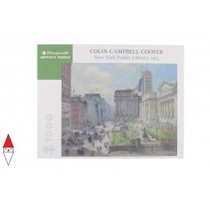 POMEGRANATE, , , PUZZLE ARTE POMEGRANATE PITTURA 1900 COLIN C COOPER NY PUBLIC LIBRARY 1000 PZ