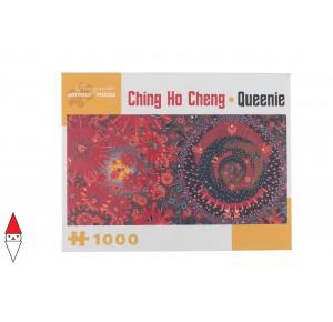 POMEGRANATE, , , PUZZLE ARTE POMEGRANATE PITTURA 1900 CHING HO CHENG QUEENIE 1000 PZ