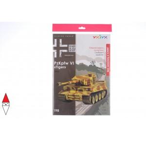 UMBUM, , , PUZZLE 3D UMBUM TANK VI TIGER 198