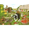 THE HOUSE OF PUZZLES, The-House-of-Puzzles-4920, 5060002004920, PUZZLE ANIMALI THE HOUSE OF PUZZLES CAMPAGNA PEZZI XXL PRICKLY SITUATION 500 PZ