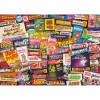 GIBSONS, G7030, 5012269070309, PUZZLE OGGETTI GIBSONS VINTAGE 1980S SWEET MEMORIES 1000 PZ