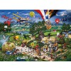 GIBSONS, G576, 5012269005769, PUZZLE PAESAGGI GIBSONS CAMPAGNA I LOVE THE COUNTRY 1000 PZ