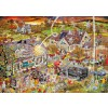 GIBSONS, G7084, 5012269070842, PUZZLE TEMATICO GIBSONS AUTUNNO I LOVE AUTUMN 1000 PZ