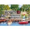 GIBSONS, G6208, 5012269062083, PUZZLE PAESAGGI GIBSONS PORTI SUMMER IN AMBLESIDE1000 PZ