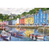 GIBSONS, G5052, 5012269050523, PUZZLE PAESAGGI GIBSONS PORTI HARBOUR HOLIDAYS 4X500 PZ