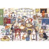 GIBSONS, G3105, 5012269031058, PUZZLE ANIMALI GIBSONS GATTI CATS COOKIE CLUB 500 PZ