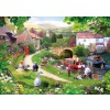 GIBSONS, G6150, 5012269061505, PUZZLE TEMATICO GIBSONS CAMPAGNA LIFE IN THE SLOW LANE 1000 PZ