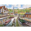 GIBSONS, G6240, 5012269062403, PUZZLE PAESAGGI GIBSONS VILLAGGI YE OLDE MILL TAVERN 1000 PZ