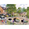 GIBSONS, G6072, 5012269060720, PUZZLE PAESAGGI GIBSONS VILLAGGI BOURTON ON THE WATER 1000 PZ