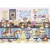 GIBSONS, G6233, 5012269062335, PUZZLE ANIMALI GIBSONS CANI WOOFITS SWEET SHOP 1000 PZ