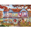 GIBSONS, G6223, 5012269062236, PUZZLE TEMATICO GIBSONS INTERNI AUTUMN HOME 1000 PZ