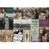GIBSONS, G7092, 5012269070927, PUZZLE TEMATICO GIBSONS VINTAGE VOTES FOR WOMEN 1000 PZ