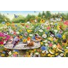 GIBSONS, G3406, 5012269034066, PUZZLE ANIMALI GIBSONS UCCELLI THE SECRET GARDEN 500 PZ