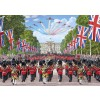 GIBSONS, G3427, 5012269034271, PUZZLE TEMATICO GIBSONS NAZIONI TROOPING THE COLOUR 500 PZ