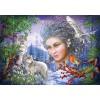 BLUEBIRD, BLUEBIRD-PUZZLE-70181, 3663384701818, PUZZLE TEMATICO BLUEBIRD INVERNO SPIRIT OF WINTER 1000 PZ
