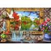 BLUEBIRD, BLUEBIRD-PUZZLE-70191, 3663384701917, PUZZLE PAESAGGI BLUEBIRD LAGHI PICTURE OF LIFE 1500 PZ