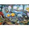 BLUEBIRD, BLUEBIRD-PUZZLE-70034, 3663384700347, PUZZLE PAESAGGI BLUEBIRD FONDALI MARINI UNDERWATER WORLD 500 PZ