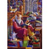 BLUEBIRD, BLUEBIRD-PUZZLE-70217, 3663384702174, PUZZLE OGGETTI BLUEBIRD LIBRI EVENING PLEASURES 500 PZ