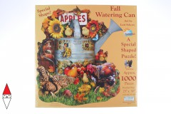 , , , PUZZLE SAGOMATO SUNSOUT STAGIONI SCHORY FALL WATERING CAN 1000 PZ