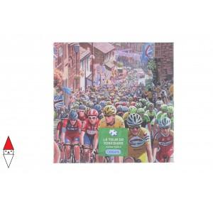 , , , PUZZLE TEMATICO GIBSONS SPORT LE TOUR DE YORKSHIRE 500 PZ