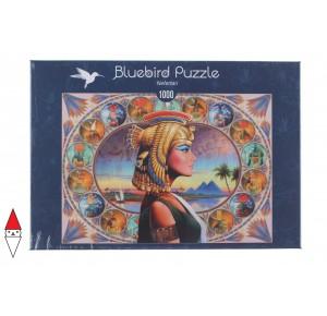 BLUEBIRD, , , PUZZLE TEMATICO BLUEBIRD ANTICO EGITTO NEFERTARI 1000 PZ