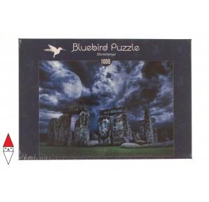 BLUEBIRD, , , PUZZLE PAESAGGI BLUEBIRD MONUMENTI STONEHENGE 1000 PZ