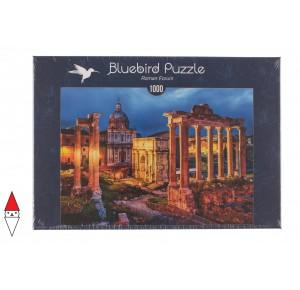 BLUEBIRD, , , PUZZLE PAESAGGI BLUEBIRD CITTA ROMAN FORUM ROMA 1000 PZ