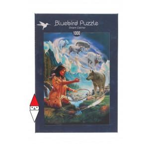 , , , PUZZLE GRAFICA BLUEBIRD FANTASY DREAM CATCHER 1000 PZ
