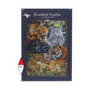 , , , PUZZLE ANIMALI BLUEBIRD TIGRI THE MOTHERS PRIDE 1000 PZ