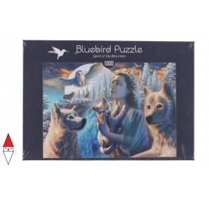, , , PUZZLE PAESAGGI BLUEBIRD MONTAGNA SPIRIT OF THE MOUNTAIN 1000 PZ