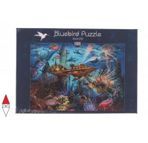 BLUEBIRD, , , PUZZLE PAESAGGI BLUEBIRD FONDALI MARINI AQUA CITY 1000 PZ