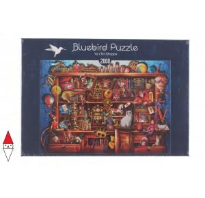 , , , PUZZLE OGGETTI BLUEBIRD GIOCATTOLI YE OLD SHOPPE 2000 PZ
