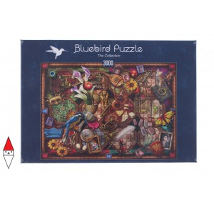 , , , PUZZLE OGGETTI BLUEBIRD THE COLLECTION 3000 PZ