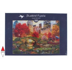 BLUEBIRD, , , PUZZLE PAESAGGI BLUEBIRD CITTA CENTRAL PARK NYC 1000 PZ