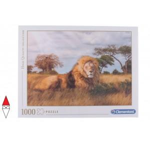 , , , PUZZLE ANIMALI CLEMENTONI THE KING 1000 PZ