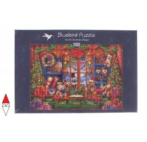 , , , PUZZLE TEMATICO BLUEBIRD NATALE YE OLD CHRISTMAS SHOPPE 1000 PZ